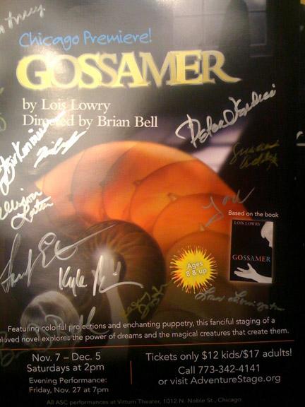 Goss poster