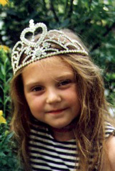 Nadine age 6